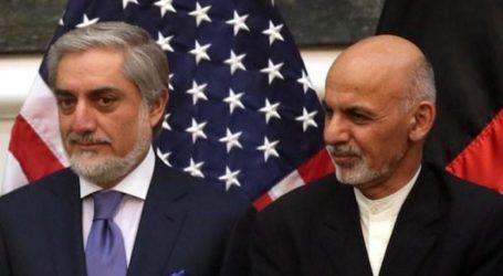 Sepakat Berbagi Kekuasaan, Ghani dan Abdullah Akhiri Krisis Politik Afghanistan