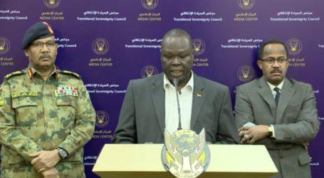 Sudan Berlakukan Jam Malam Nasional