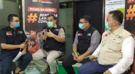 ACT Resmikan Posko Nasional Bersama Lawan Corona