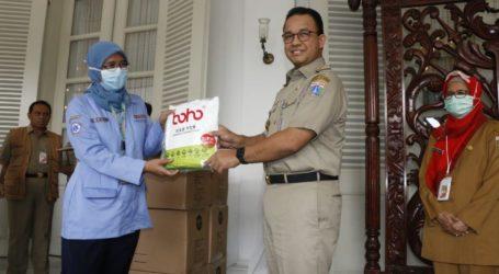 Pemprov DKI Distribusikan 40 Ribu APD ke RS Rujukan dan Faskes