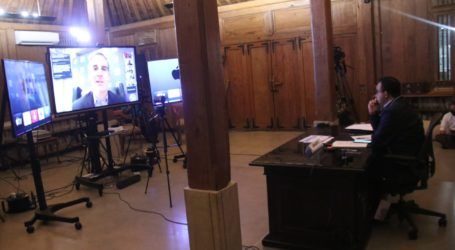 Gelar Telekonferensi, Anies, C40 Cities Saling Dukung Penanganan COVID-19