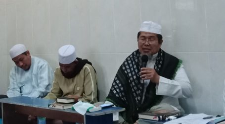"Taklim Jama'ah Muslimin Jakbar Sampaikan ""Islam sebagai Kekuatan Prima"""