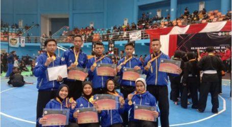 MAN 2 Surakarta Raih Delapan Emas Kejuaraan Pencak Silat