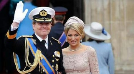 Raja Belanda Bawa 200 Pengusaha