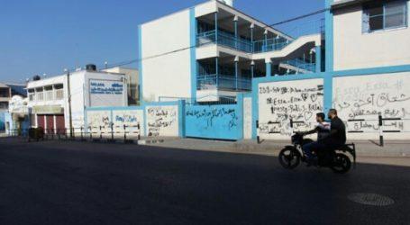 Cegah Corona, UNRWA Liburkan Sekolah di Gaza