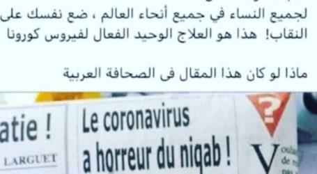 Shamsi Ali: Dinilai Dapat Cegah Corona, Media-Media Perancis Puji Syariat Islam