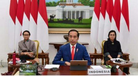 Meski Berduka, Jokowi Ikuti KTT G20 Virtual