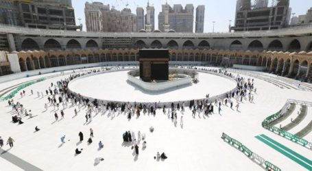 Masjidil Haram Masih Tutup untuk Idul Adha