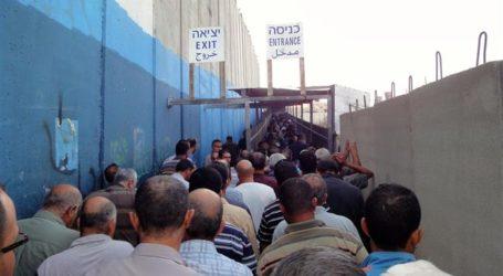 Israel Tutup Tepi Barat dan Batasi Pekerja Palestina