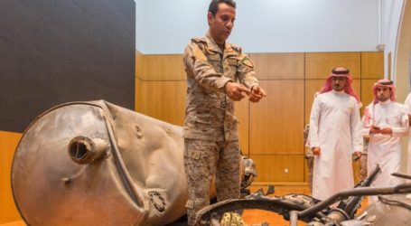 AS Kecam Houthi Serang Saudi dengan Rudal  Balistik
