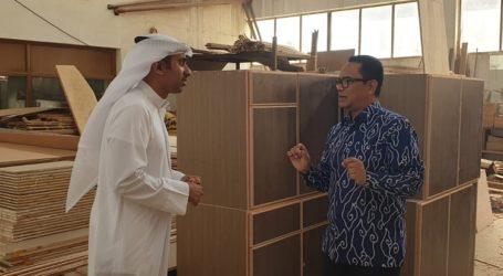 Kuwait Jadi Pasar Potensial Kayu Indonesia