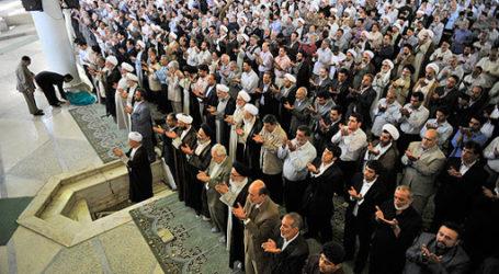 Iran Batalkan Shalat Jumat di Semua Ibu Kota Provinsi