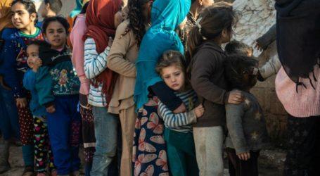 Laporan: WHO akan Uji COVID-19 di Idlib Pekan Ini