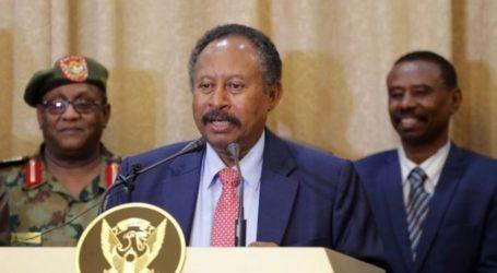 Pemerintah Sudan: Upaya Percobaan Pembunuhan PM Perbuatan Teroris