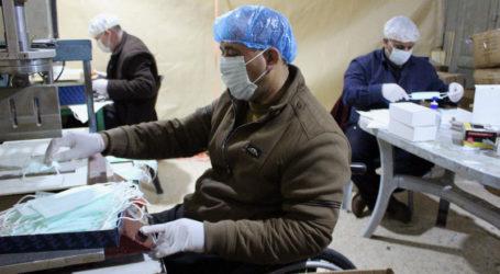 Inggris Beri Bantuan untuk Palestina Perangi COVID-19