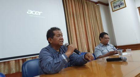 Nurbowo: Jadi Wartawan Jangan Mengeluh Keterbatasan Upah