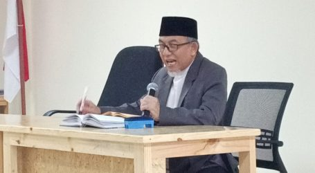Imaam Yakhsyallah Imbau Umat Islam Antisipasi Merebaknya Virus Corona