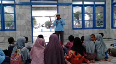 Dewan Dakwah Sosialisasi Virus COVID-19 di Masjid Prana Sakti Bantul