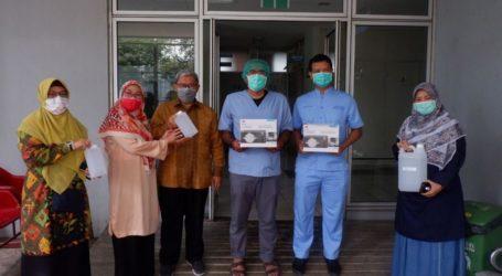 Jaringan Sekolah Islam Terpadu Gulirkan Program Penyemprotan Disinfektan ke Sekolah