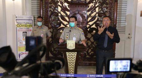 81 Tenaga Medis di Jakarta Positif Covid-19