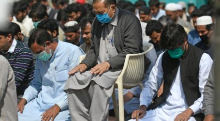 Ulama Pakistan : Seluruh Masjid Tetap Buka untuk Shalat Berjamaah