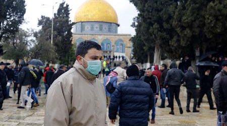 Sekitar 20.000 Jamaah Salat Jumat di Al-Aqsa