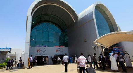 Penerbangan Sipil Sudan Buka Sementara 48 Jam