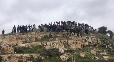 Warga Nablus Serukan Subuh Agung di Bukit Al-Armah