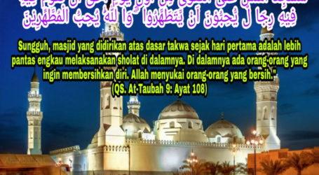 Islam Ajarkan Pentingnya Menjaga Kebersihan (Oleh: Zaenal Muttaqin)
