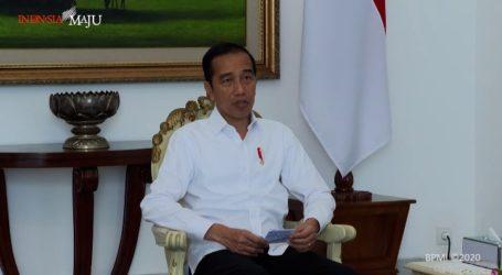 Jokowi Tegaskan Tak Ada Wacana Pembebasan Napi Koruptor
