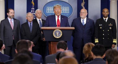 Trump Umumkan Akhiri Hubungan AS dengan WHO