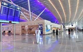 Saudi Tangguhkan Semua Penerbangan Internasional Dua Pekan