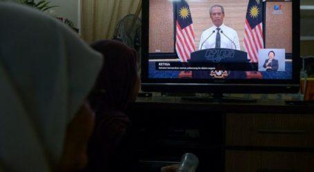 PM Malaysia Muhyiddin Umumkan Penguncian Nasional
