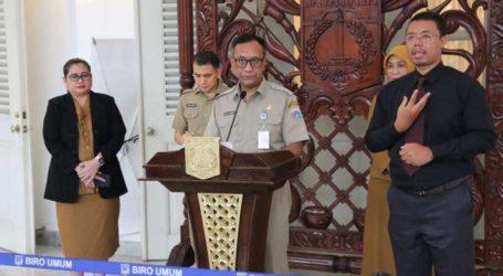 Perkembangan COVID-19 di Jakarta Dan Bantuan Sosial Per 10 April 2020
