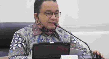 Anies Optimis DKI Jakarta Akan Pulih Paling Cepat