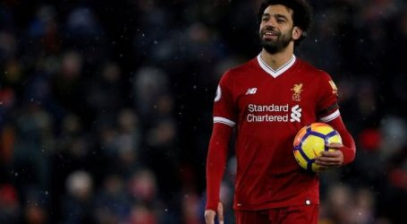 Mohamed Salah Berlatih Fisik Jelang Sahur