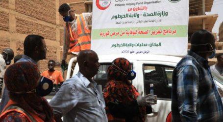 Pemerintah Sudan Alokasikan 50 Miliar Pound Tangani Covid-19