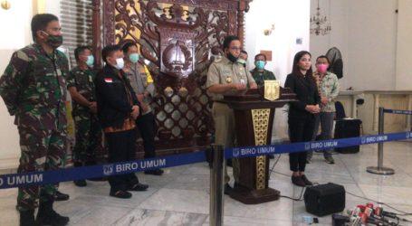 PSBB di Jakarta Berlaku 10 April 2020