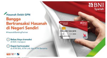 BNI Syariah Targetkan 50% Nasabah Gunakan Kartu Debit Berlogo GPN di 2020