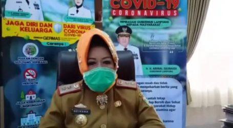 Tujuh Pasien Positif COVID-19 di Lampung Sembuh