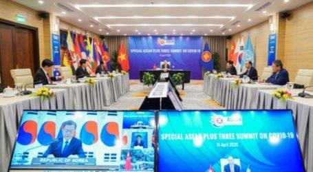 KTT ASEAN Deklarasikan Sembilan Hal Atasi COVID-19