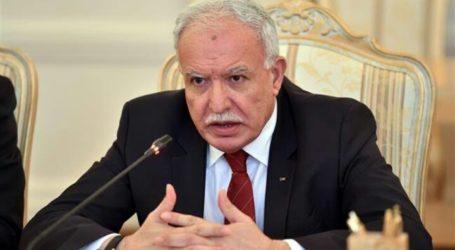 Kemlu Palestina Kecam Pernyataan AS Tentang Aneksasi Israel