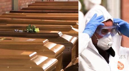 Perancis dan Italia Catat Jumlah Kematian Harian Terendah