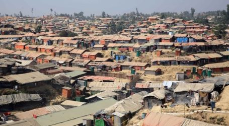 Jepang Bantu Pengungsi Rohingya US$ 10 Juta