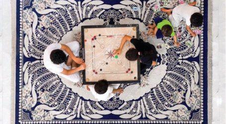 Papan Permainan Karambol di Saudi Justru Habis Saat Pandemi