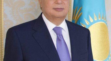 Bantuan Kemanusiaan Kazakhstan Lawan COVID-19