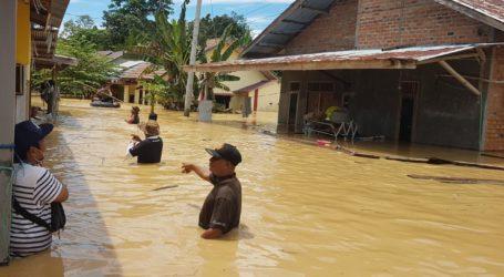 Banjir Rendam Empat Desa di Tanah Paser, Kaltim