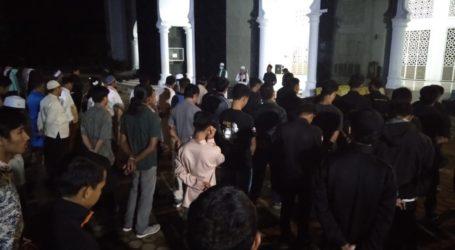 Jama'ah Muslimin (Hizbullah) Wilayah Lampung Adakan Apel Siaga COVID-19