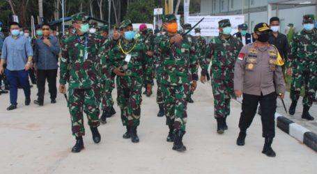 Rumah Sakit Khusus Covid-19 di Pulau Galang Resmi Beroperasi