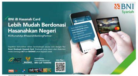 BAZNAS Buka Donasi Covid-19 Lewat Smart Shadaqah BNI Syariah